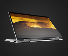 The ultra thin & light convertible Envy x360 laptop