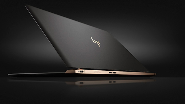 HP Spectre 13 Notebook - Seitenansicht