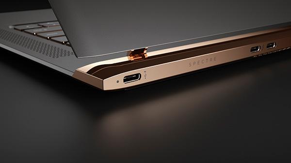 HP Spectre 13 Notebook - Premium Verarbeitung