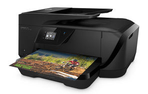 Stampante A3 All-in-One HP OfficeJet 7510