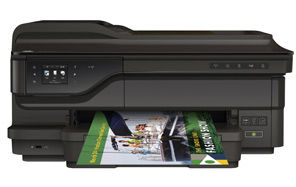 Stampante A3 All-in-One HP OfficeJet 7612