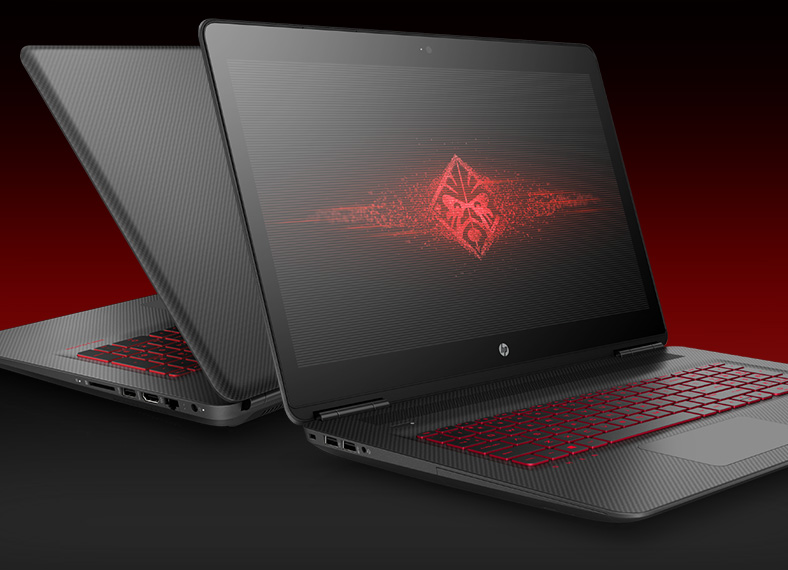 HP OMEN 15 e 17 i nuovi Notebook Gaming 2017